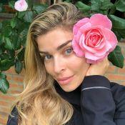 Grazi Massafera exibe rosto sem maquiagem e ganha elogio: 'Linda de cara lavada'