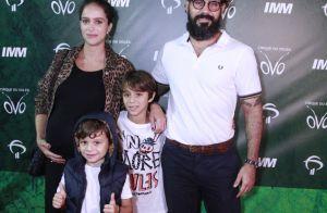 A cara dos pais e explosão de fofura: os filhos de famosos em espetáculo no Rio!