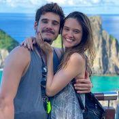 Juliana Paiva avalia possibilidade de morar com Nicolas Prattes: 'Ainda não'