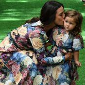 Madalena estreia como modelo e combina looks com a mãe, Yanna Lavigne. Veja!