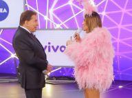 Silvio Santos divide web ao cutucar Claudia Leitte após polêmica: 'Enche o saco'