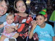 Eliana ganha visita dos filhos nos bastidores no SBT: 'Fala oi, Manu'. Vídeo!