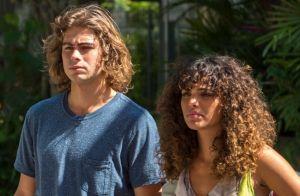 Novela 'Verão 90': João e Moana terminam namoro depois dele e Manu transarem