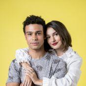 'Verão 90': Diego termina namoro com Larissa. 'Volta com o seu playboy'