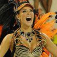 De volta ao Carnaval! Paolla Oliveira reassume posto de rainha 10 anos depois, como confirmou em post nesta quinta-feira, dia 28 de março de 2019