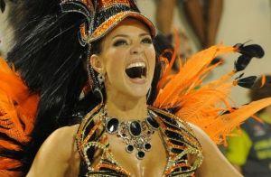 De volta ao Carnaval! Paolla Oliveira reassume posto de rainha 10 anos depois