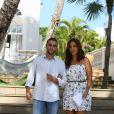 Ivete Sangalo e Daniel Cady procuram manter uma rotina de vida saudável