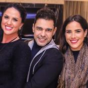 Wanessa Camargo aprova relação de Zezé e Graciele Lacerda:'Faz bem para meu pai'