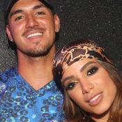 Íntimos! Gabriel Medina parabeniza Anitta por novos clipes e a chama de Larissa