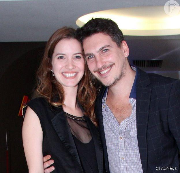 Nathalia Dill e Caio Sóh se separam após 3 anos juntos, diz jornal 'O Dia' em 6 de outubro de 2014