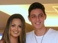 Suzanna Freitas posta foto beijando namorado em viagem a Maceió: 'Casal lindo'