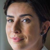 Ao natural! Fernanda Paes Leme arrasa em foto de ensaio sensual: 'Sem defeitos'