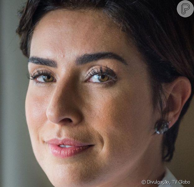 Fernanda Paes Leme apareceu nua para foto do ensaio do 'PELE Projec'