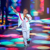 Final do 'The Voice Kids' tem Jeremias campeão e pet de André Marques na TV