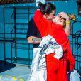Luísa Sonza passou a noite no hospital ao lado de Whindersson Nunes
