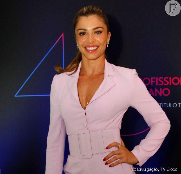Grazi Massafera lembrou discurso de Pedro Bial na final do 'Big Brother Brasil 5'