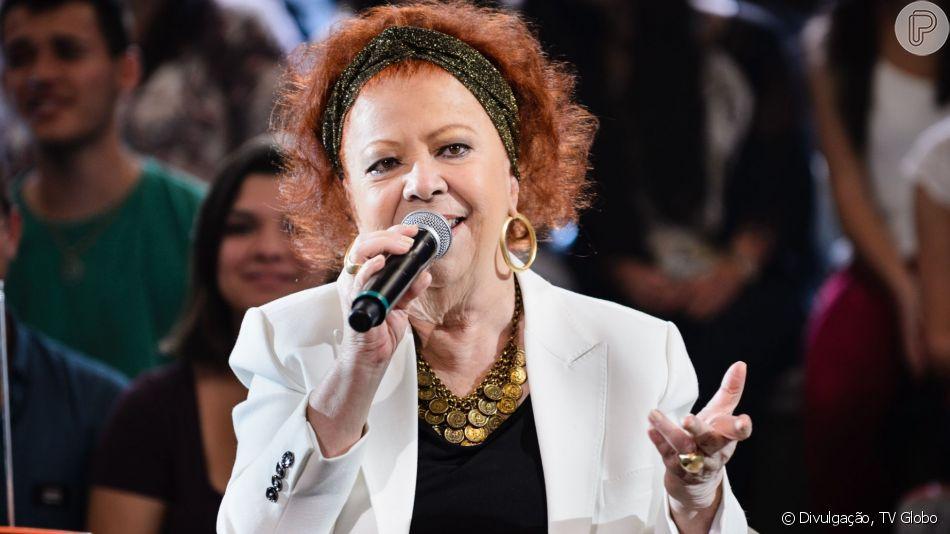 Beth Carvalho, a 'Madrinha do samba', morre aos 72 anos nesta terça-feira, dia 30 de abril de 2019