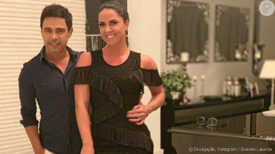 Zezé Di Camargo explica casamento dia 20 de fevereiro de 2020: ' Essa data foi ela que escolheu'