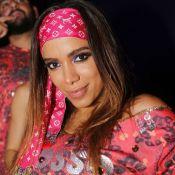 Mc Rebecca nega affair com Anitta: 'Não estamos ficando. Parem de comentar isso'