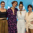 Débora Falabella contracena ao lado de Camila Pitanga, Tais Araújo e Leandra Leal em 'Aruanas'