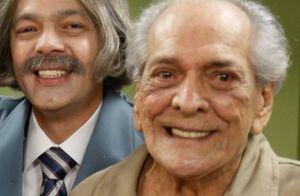 Lucio Mauro morre aos 92 anos no Rio e famosos se despedem: 'Vai com Deus'
