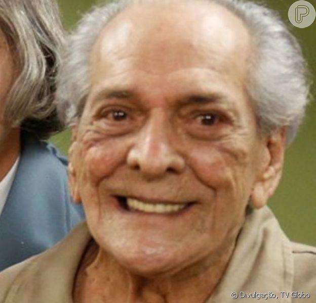 Lucio Mauro morre aos 92 anos após passar 4 meses internado na Clínica São Vicente, no Rio de Janeiro