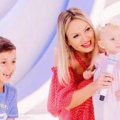 Eliana reflete ao postar vídeo com filhos: 'Por eles, me tornei mais forte'