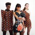 Make colorida é tendência nas passarelas internacionais. Olhos bem marcados com sombra neon na Milan Fashion Week