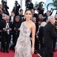 Brilho no look Zuhair Murad em Cannes