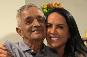 Zezé Di Camargo festeja em família em aniversário do pai, seu Francisco. Vídeo!