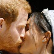 Um ano de casados! Meghan Markle e Harry aparecem em fotos inéditas do casamento