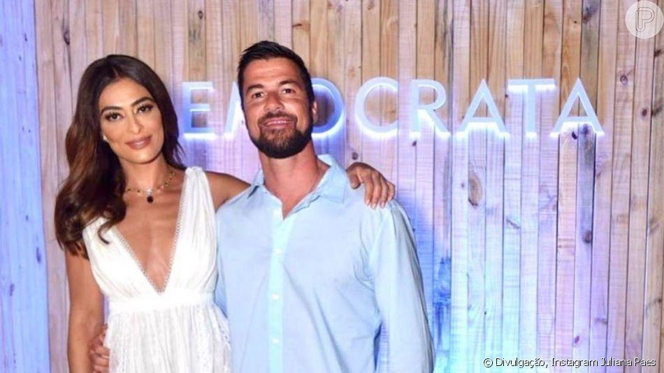 Juliana Paes contou que abre mão de programas em família para protagonizar novela 'A Dona do Pedaço': 'Momento de dedicação'
