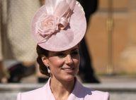 Na trend do rosa, Kate Middleton aposta em vestido e usa brinco de Diana