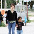 Drica Moraes também se tornou mãe ao adotar Matheus