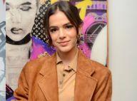 Poder feminino! Bruna Marquezine elogia curvas de Luisa Sonza em foto de biquíni