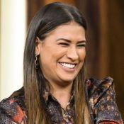 Gucci lover! Simone ganha sapato de grife italiana das amigas: 'Olha que lindo'