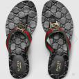 O sapato que Simone, irmã de Simaria, ganhou está disponível no site da Gucci e está avaliado em R$1.671,60.