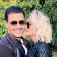 Antonia Fontenelle e Eduardo Costa ganharam torcida dos fãs após aparecerem aos beijos