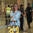 A mala Louis Vuitton de Anitta é personalizável e está disponível para venda apenas no exterior