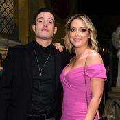 Carol Dantas se casa com Vinicius Martinez e Davi Lucca leva alianças. Vídeo!
