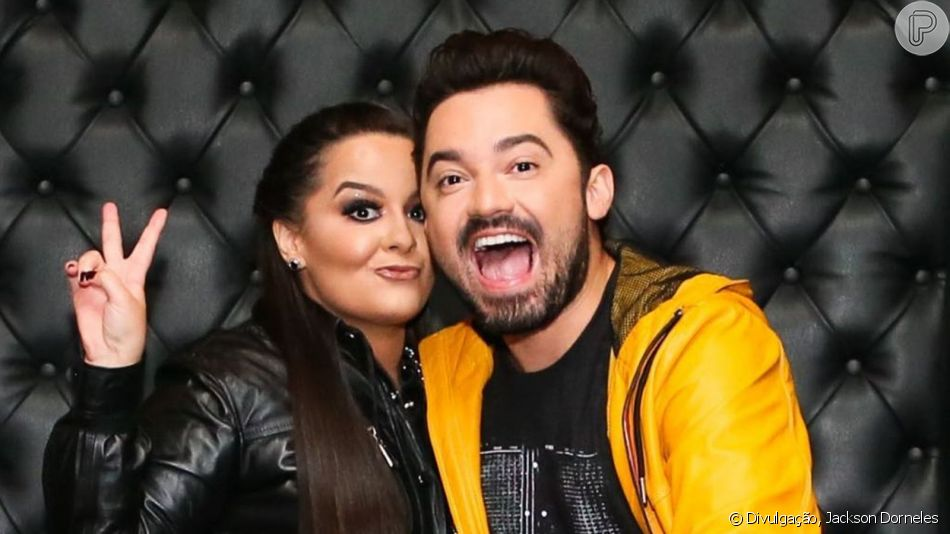 Maiara e Fernando Zor ganham dinheiro em cassino nesta segunda-feira, dia 10 de junho de 2019