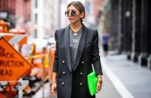Blazer como vestido: 5 dicas para compor o look e entrar na tendência fashion