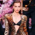 Desfile da Versace na semana de moda masculina de Milão