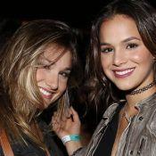 Bruna Marquezine e Sasha Meneghel adotam cabelo mais curto: 'Lua cheia'