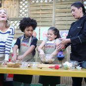 'Estrelas': Mel Maia e JP Rufino se deliciam com receita de bolo de palito