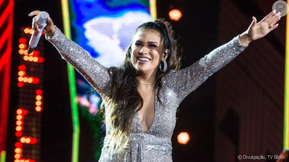 Dupla de Simaria, Simone surpreendeu ao mostrar barriga após emagrecer neste domingo, 23 de junho de 2019