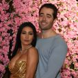Simaria e o marido espanhol Vicente renovaram votos do casamento após 10 anos