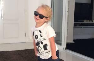 Neymar faz homenagem ao filho, Davi Lucca, pelo Dia das Crianças: 'Papai te ama'