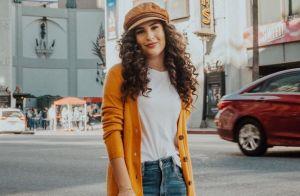 Lívian Aragão elege peça curinga em closet: 'Não pode faltar jeans'