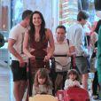 Malvino Salvador e Kyra Gracie estão juntos há cinco anos e têm duas filhas